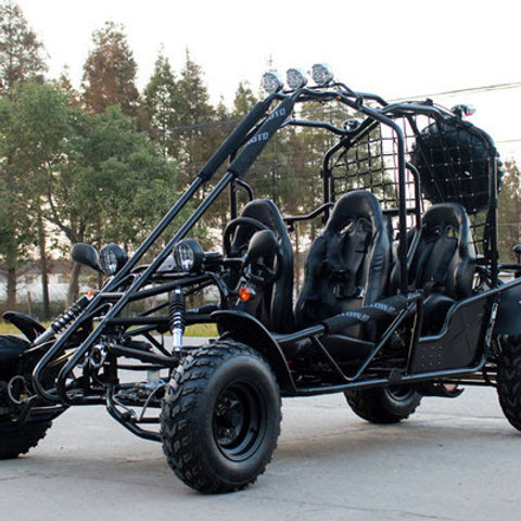 200cc Gas Spider 4 Seater Go Kart