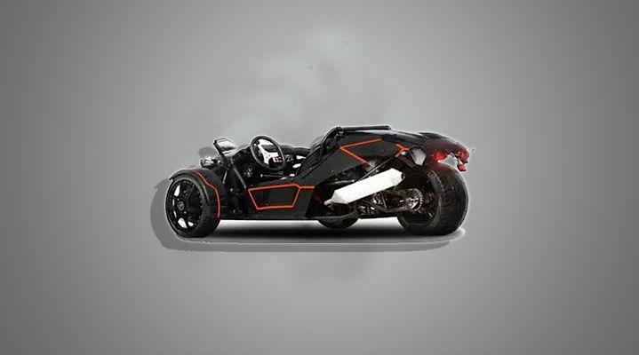 Cheap Four Wheelers For Sale >> Trike Roadsters USA | ZTR Trike Roadster USA | Power Dirt ...