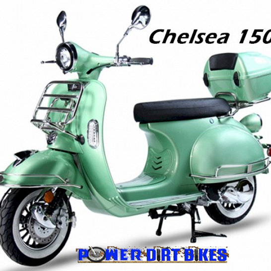 Gas Scooter 150cc