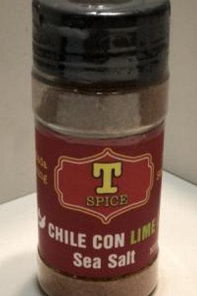 TSpice - Chile, Lime and Sea Salt (4oz)