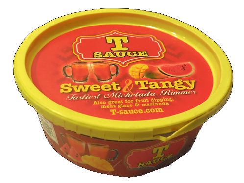 Sweet & Tangy T-Sauce (10 oz)