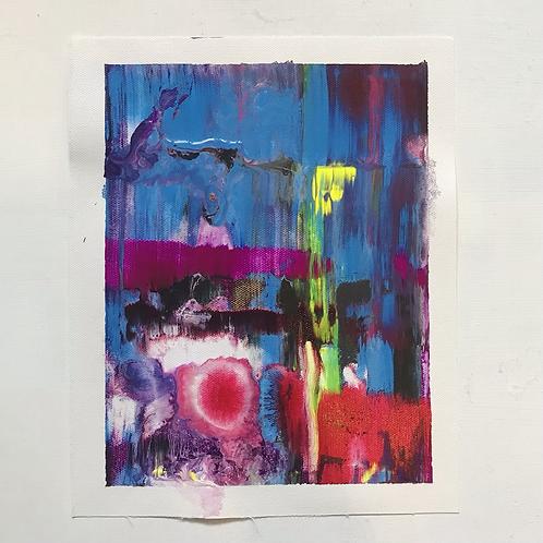 Scrape abstract