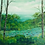 """Thumbnail: Looking for Frogs 16""""x20"""""""