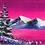 """Thumbnail: Hot Pink Skies 5""""x7"""""""