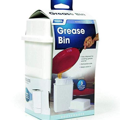Grease Bin