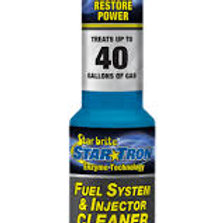 FUEL SYSTEM INJECTION CLEANER