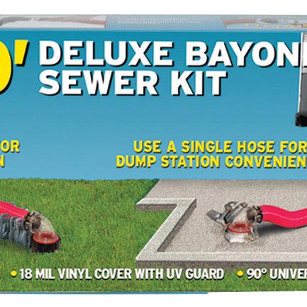RV Sewer Hose Kit