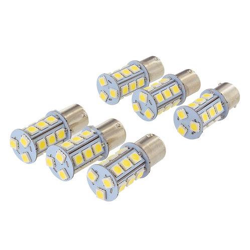 1141 LED BULBS 6 PACK WARM WHITE