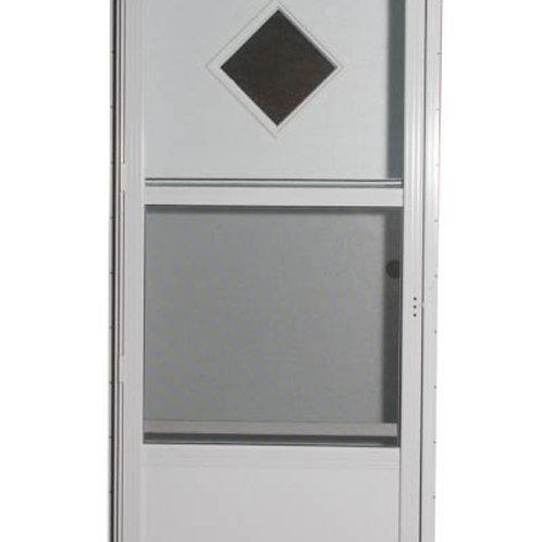 34 X 76 LEFT HAND COMBO DOOR