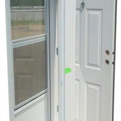 34 X 76 RH/LH STEEL DOOR