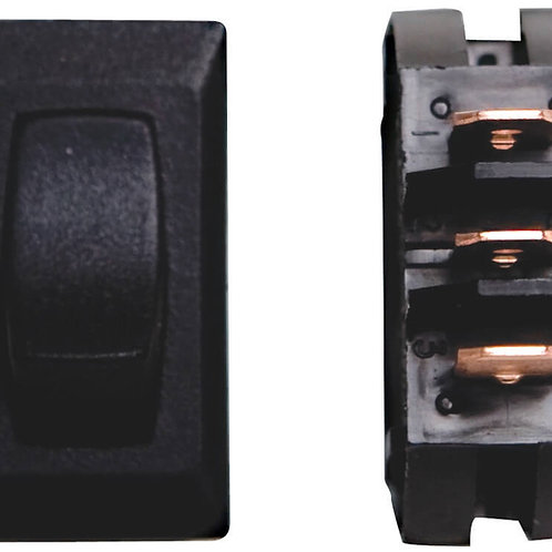 ON/OFF SWITCH BLACK CARDED