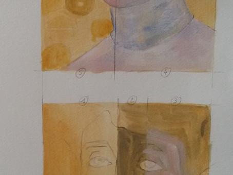 Atelier de peinture guidé: PORTRAIT KLIMT