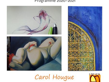 NOUVEAU PROGRAMME 2020-21 des cours et stages
