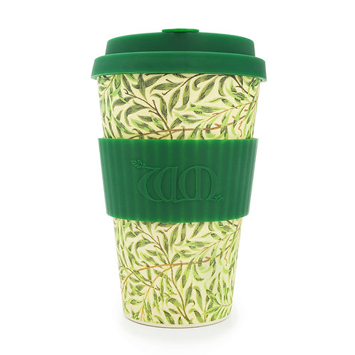 Reusable Ecoffee Cup Morris Willow 14oz