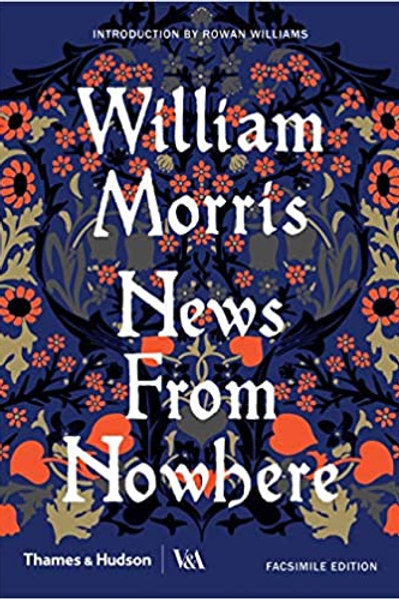 News From Nowhere (V&A facsimile edition)