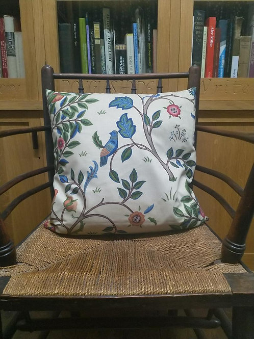Cushion cover - Kelmscott Tree