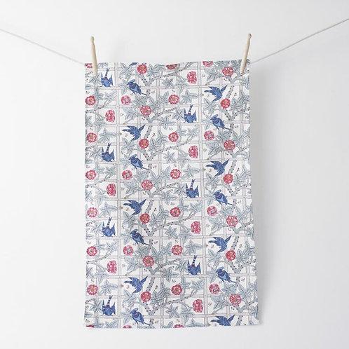 Trellis Tea Towel