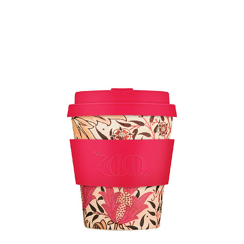 Reusable Ecoffee Cup Morris Earthly Paradise 8oz