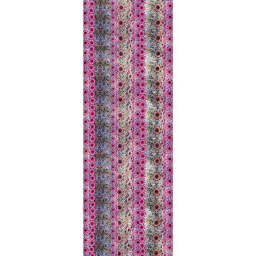 Corncockle long scarf