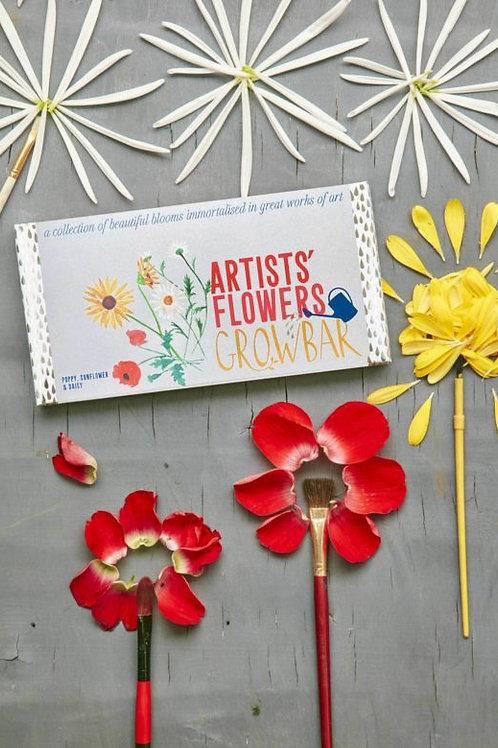 Growbar - Artists' Flowers