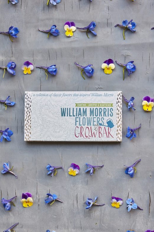 Growbar - William Morris Flowers