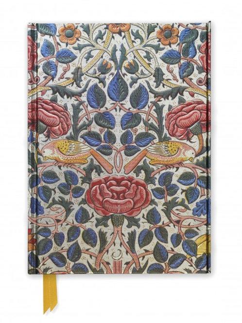 Rose Foiled Journal