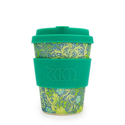 Reusable Ecoffee Cup Morris Seaweed 12oz