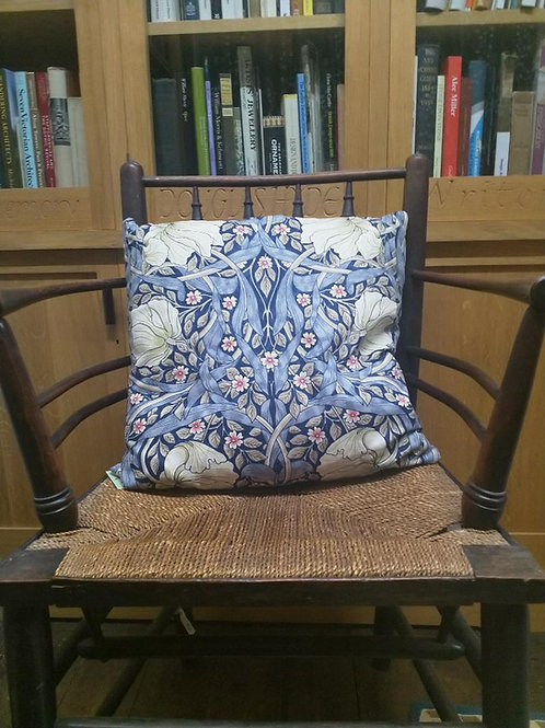 Cushion cover - Pimpernel (Blue)
