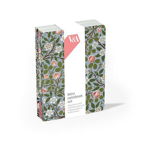 Morris & Co mini notebook set