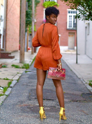 MixedPrints Monday: Styling Summer Rompers