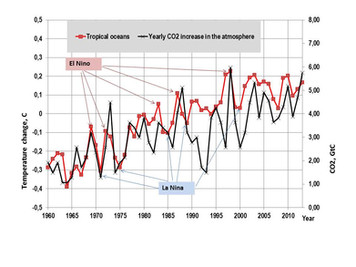 Simulation proves that the anthropogenic CO2 portion in the atmosphere is 7.7 % - not 28 % as argued