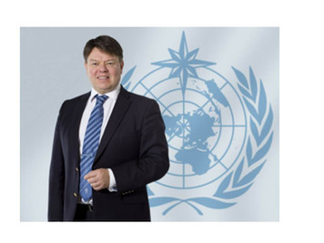 What the coming Secretary-General of WMO thinks about the climate change