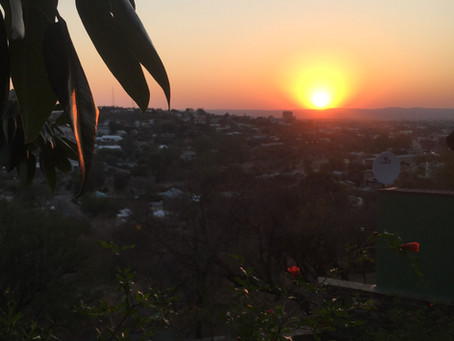 5 Sunset Hotspots in Windhoek