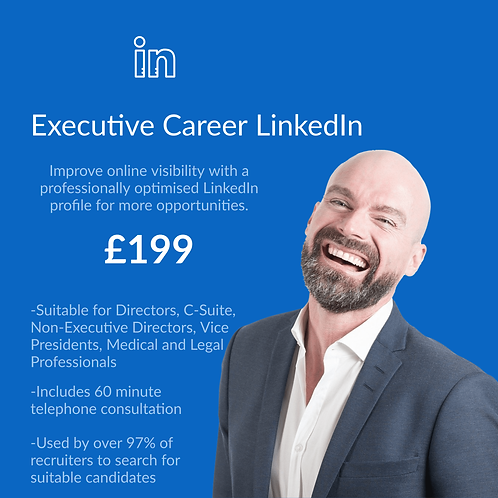 Executive Career LinkedIn Profile