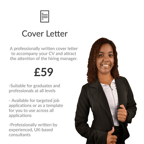 Cover Letter (Express)