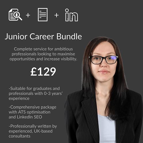 Junior/ Graduate Career Bundle