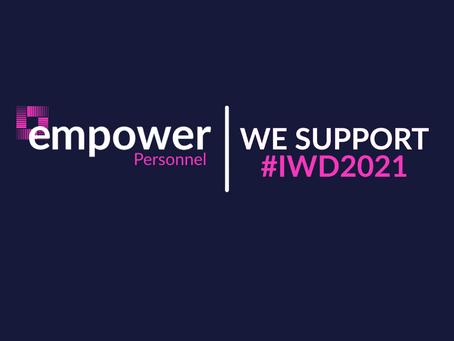 Women in the Workforce #IWD2021