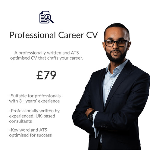 Professional Career CV