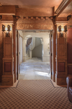 StoneGate Theatre Door 2nd Shoot