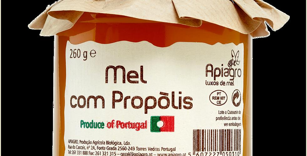 Mel com Propólis