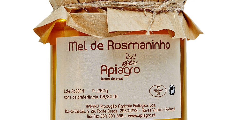 Mel de Rosmaninho 260g