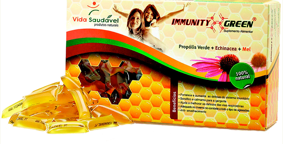 Immunity Green