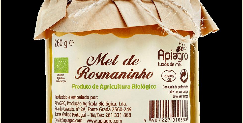 Mel de Rosmaninho Bio 260g