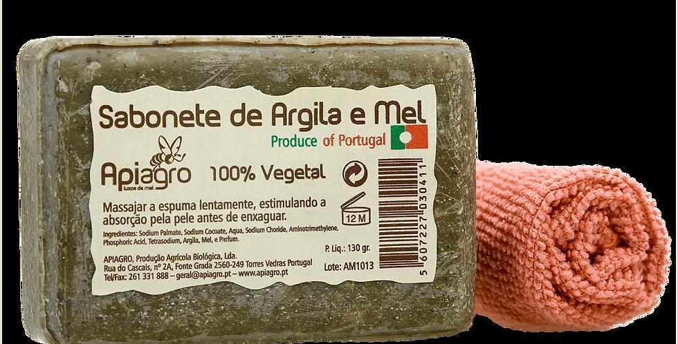 Sabonete de Argila e Mel