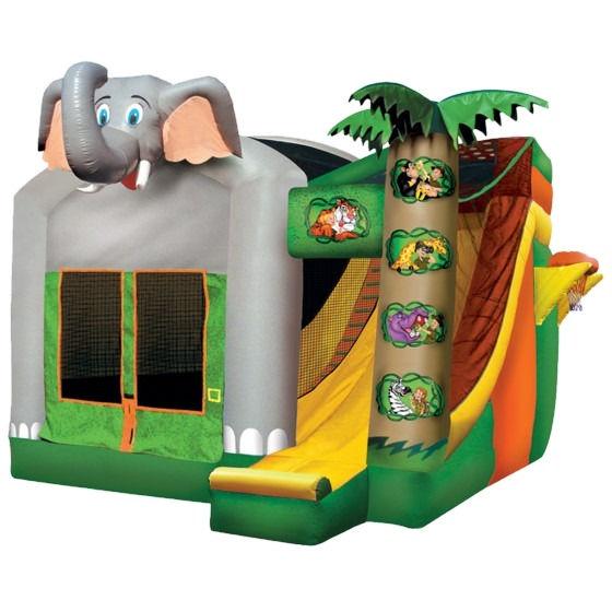 Jungle 4-in-1 Combo