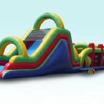 16 Ft. Dry Slide
