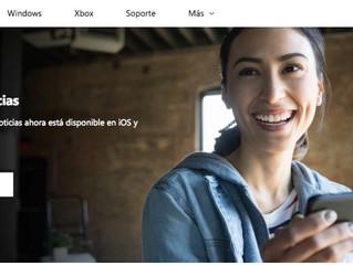 La App de Microsoft para IOS y Android que te permitirá ver noticias