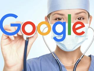 ¿Estás enfermo? Consulta a Dr. Google