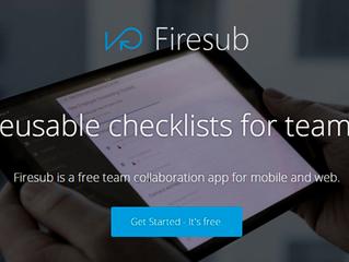 """Firesub y sus """"checklist"""" que te facilitarán la vida."""