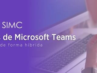 ¿Cuáles son las novedades de Microsoft Teams para el trabajo híbrido?